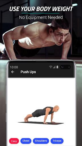 Spartan Home Workouts - No Equipment 4.3.38 Screenshots 5