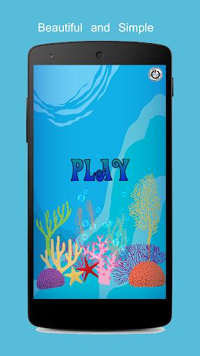 海の動物メモリーマッチHD