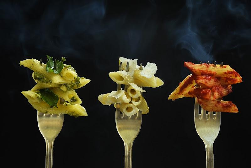 Profumo  e sapore... della pasta  tricolore di BASTET-Clara