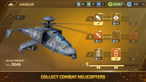 Code Triche War Strike: Gunship Assault APK MOD (Astuce) screenshots 1