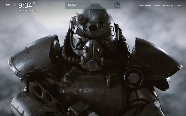 Fallout 76 Wallpapers New Tab Theme