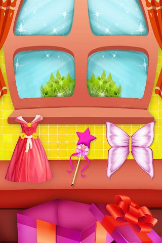 android Tailor Kleidung Mädchen Spiele Screenshot 4