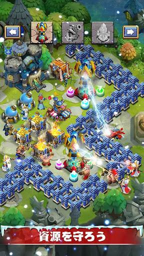 Castle Clashuff1au30aeu30ebu30c9u30edu30a4u30e4u30eb 1.6.6 screenshots 9