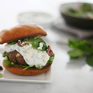 Lamb Burgers Sauce Recipes.