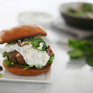 Lamb Burgers Sauce Recipes.