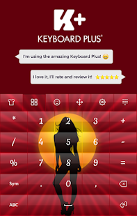 Sexy Keyboard - náhled