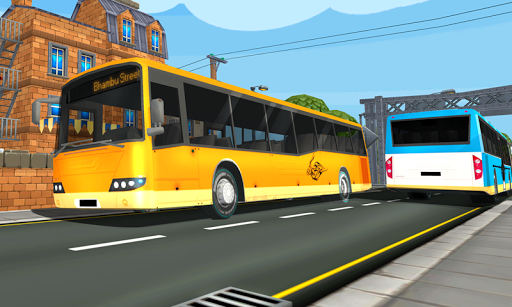 Screenshots von Subway Bus Racer 4