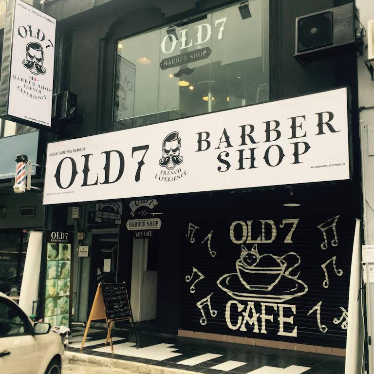 OLD 7 BARBER SHOP - Barber Shop in Subang Jaya