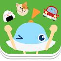 タッチ!あそベビずかん 赤ちゃんが喜ぶ子供向け知育アプリ icon