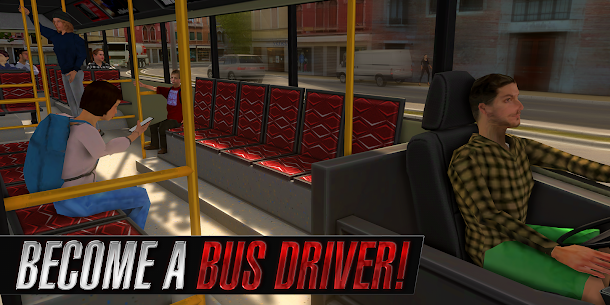 Bus Simulator: Original MOD (Unlimited Money) 2