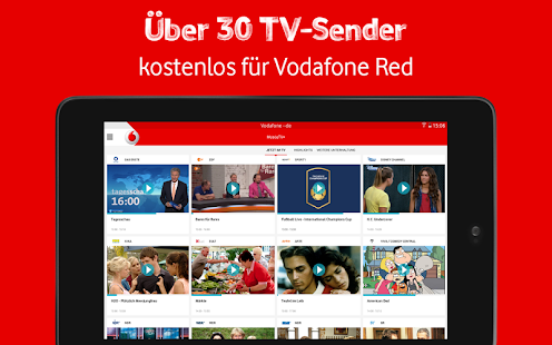 MobileTV- screenshot thumbnail