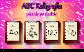 Screenshot of ABC Kaligrafia FREE