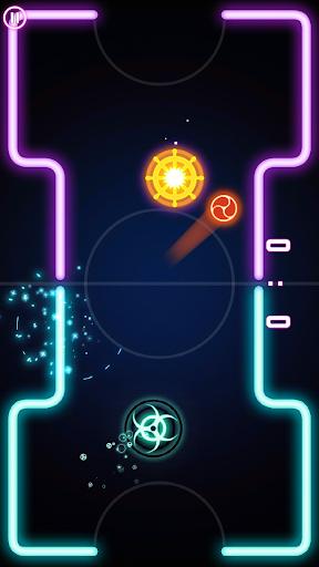 Code Triche Neon Hockey apk mod screenshots 5