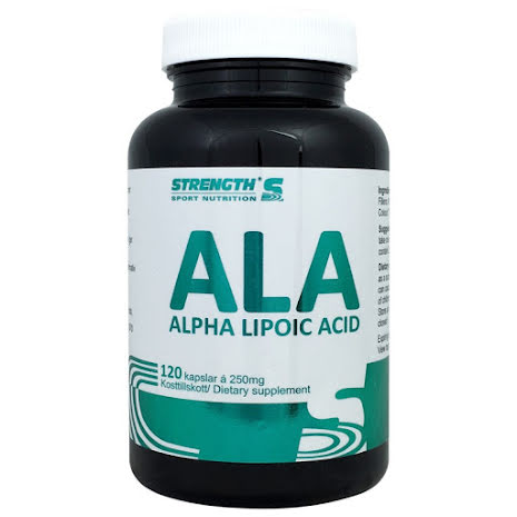 Strength ALA 120 kapslar