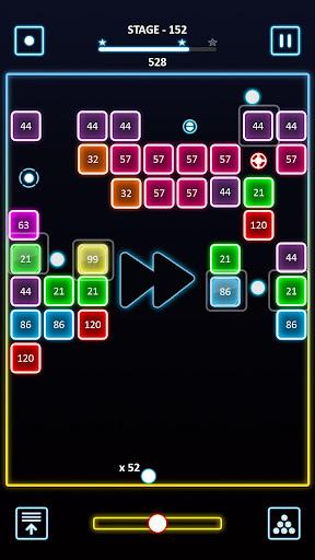 CRAZY Bricks Breaker android2mod screenshots 6