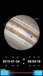 Stellarium Mobile Plus: Mapa de Estrellas 6