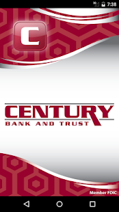 Century Bank and Trust- screenshot thumbnail