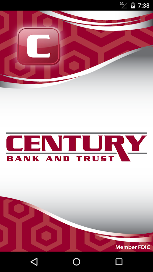 Century Bank and Trust- screenshot