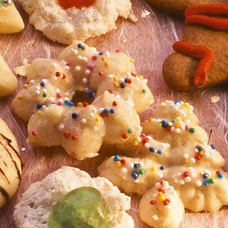Best Ever Spritz Cookies (Gluten-Free Recipe)