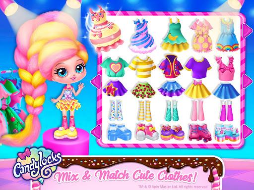 Candylocks Hair Salon - Style Cotton Candy Hair  Wallpaper 9