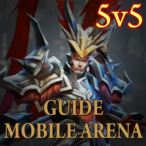 Guide Mobile For Action Arena