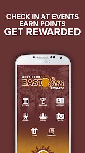 East Suns Rewards - náhled