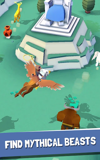 Rodeo Stampede:Sky Zoo Safari 1.18.2 Screenshots 6