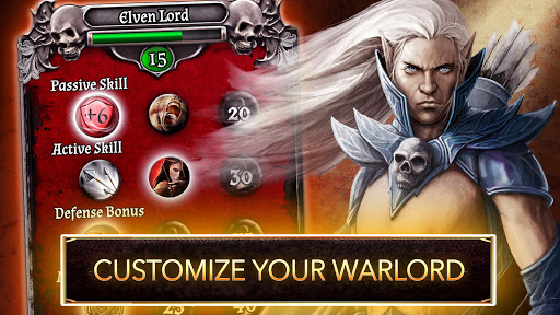 Drakenlords – Magic Duels Trading Card Game TCG Screenshot
