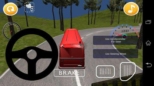 CTB Bus Game 3D screenshot 2