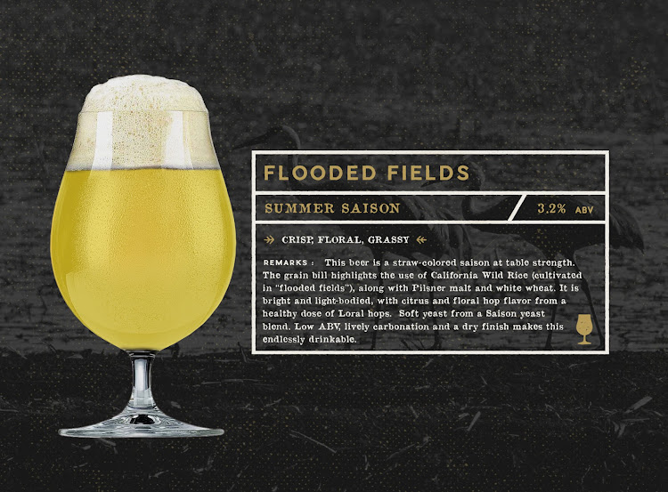 Logo of Gunwhale Ales Flooded Fields