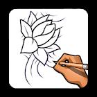 Cómo dibujar tatuajes icon