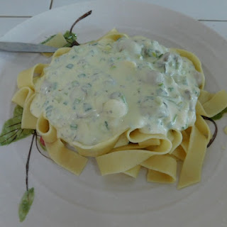Cream Cheese Oyster Sauce.
