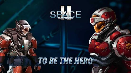 Space Armor 2 - náhled