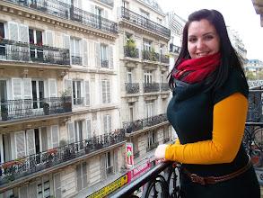 Photo: Paris Hotel Altona and oracle Mira * Hungarian Sibyls in Paris, remembering mlle Lenormand, esoteric Tour * www.lenormand.hu