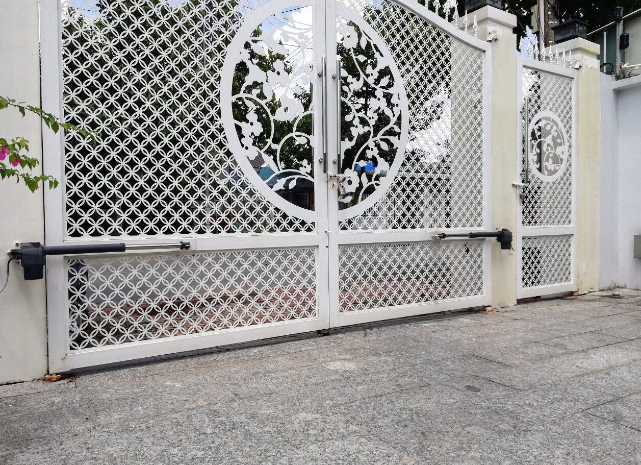 Các sai lầm thường gặp khi mua cổng mở bằng điện