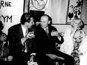 Photo: 1975 r. Jan Święch i Konstany Sieliepin