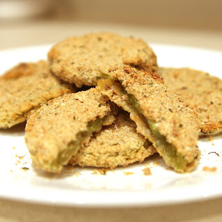 Not-So-Fried Green Tomatoes.