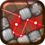 Lasers & Mirrors Puzzle Game