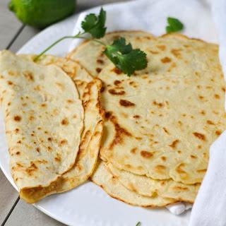 Paleo Tortillas (Gluten Free, Dairy Free)