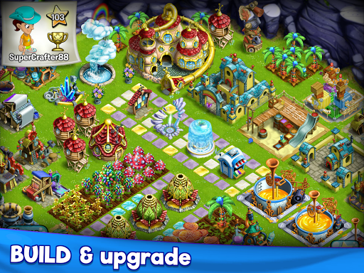 Farm Craft: Township & farming game apkmr screenshots 17