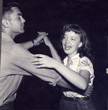 Photo: Gerald Moses (Gerry) and Milly Blanton (Hopkins)  1950s