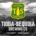Logo of Tioga Sequoia Cafe Tamarack - Amber Lager With Coffee