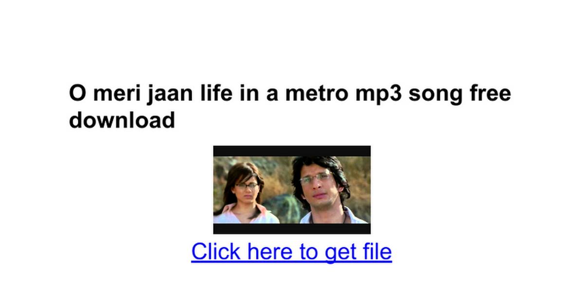 o meri jaan na ho pareshan mp3 song download 320kbps pagalworld
