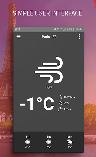 Climate Weather Forecast Pro  screenshots 5