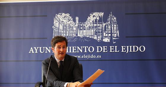 """Alcalde de El Ejido: """"Pido que sea una sentencia contundente"""""""