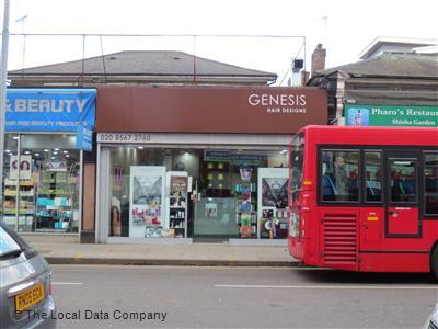 Genesis on Uxbridge Road - Hairdressers in Hanwell, London