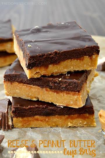 Reese's Peanut Butetr Cup Bars