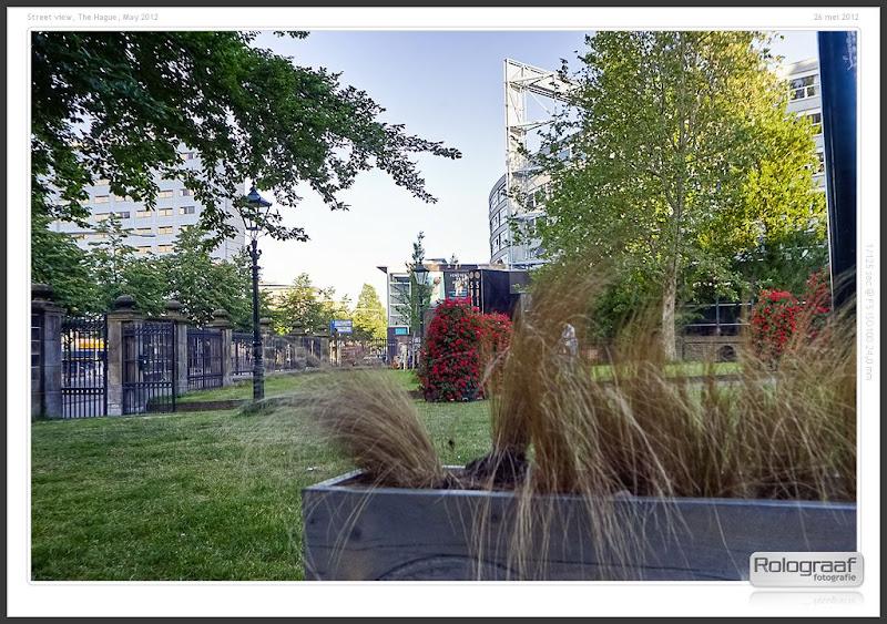 Photo: Churchgarden at Pavlov terrace