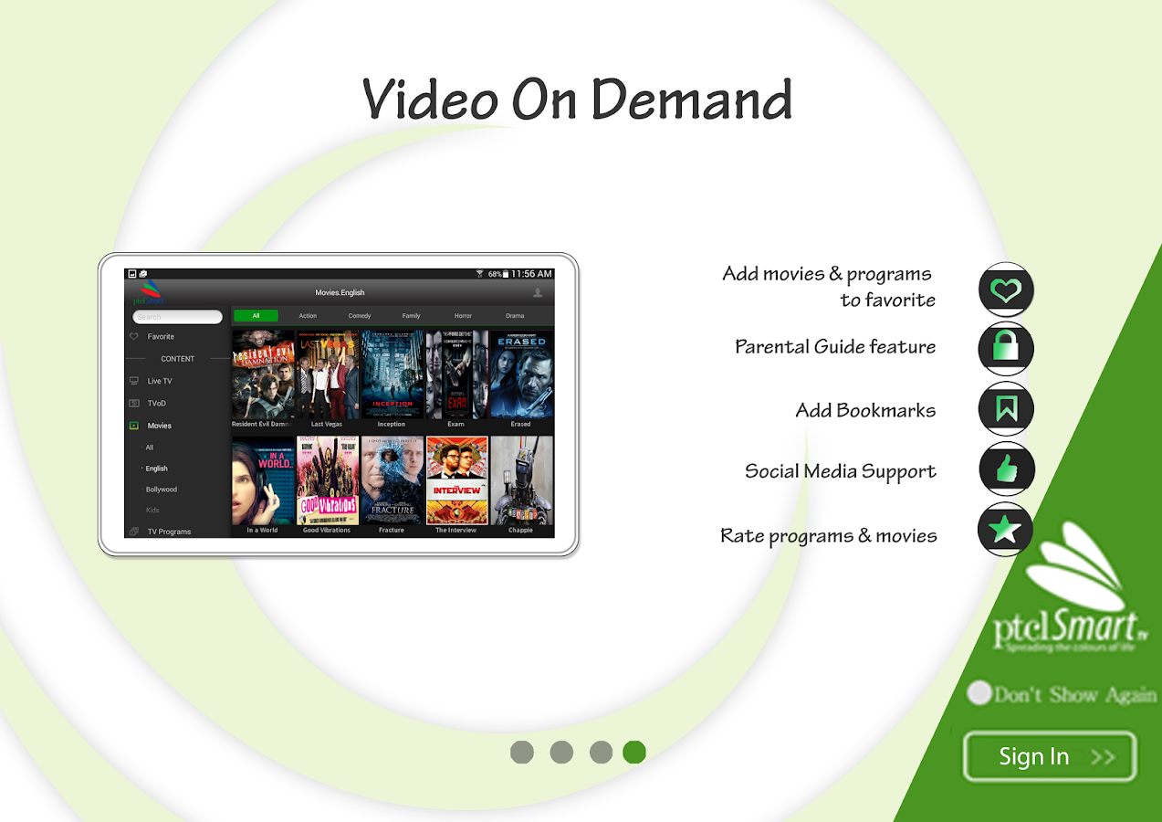 PTCL SMART TV (Official)- screenshot