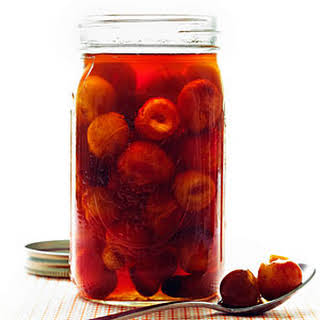 Brandied Cherries.
